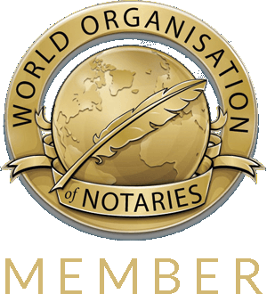 Logo - World Organization of Notaries